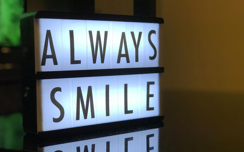 always-smile